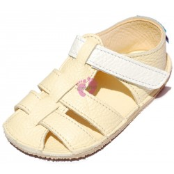 Baby Bare Shoes Canary - Sandals New