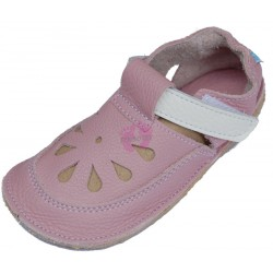 Baby Bare Shoes Candy Top Stitch