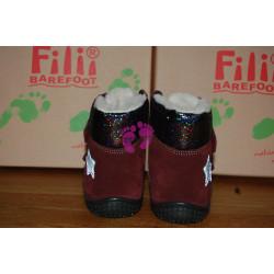 Filii barefoot - HIMALAYA TEX WOOL Berry