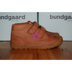 Bundgaard Petit Velcro Brown, na suchý zip