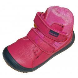 Protetika barefoot zimní KABI fuxia