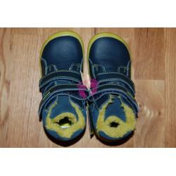 Protetika barefoot zimní KABI green