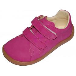 Baby Bare Shoes Febo Spring Fuchsia Nubuk