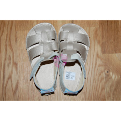 Barefoot Baby Bare Shoes Gold, Sandals New