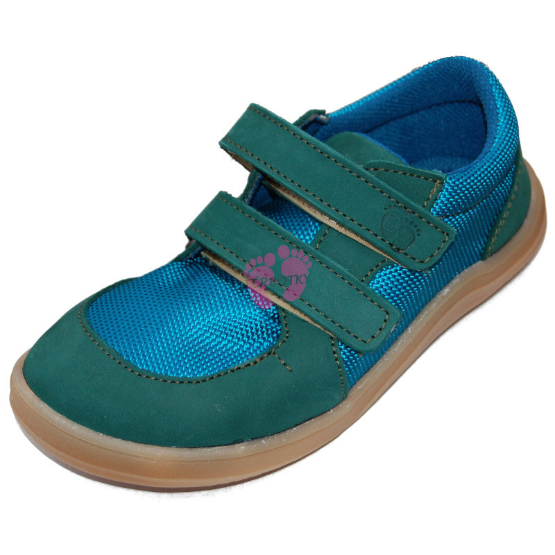 Baby Bare Shoes Febo Sneakers Pine Green