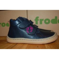 Froddo barefoot kotníkové Dark Blue, G3110169