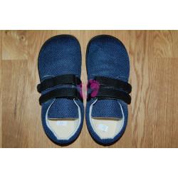 Beda barefoot tenisky Deep Blue
