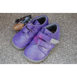 Beda barefoot kotníkové Violette s membránou, reálná barva