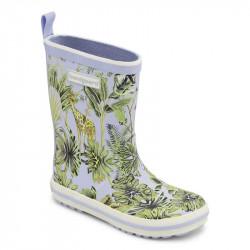 Bundgaard Classic Rubber Boots Tropical forest