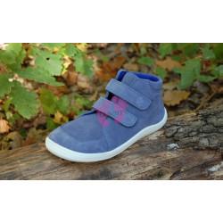 Baby Bare Shoes FEBO FALL Jeany 2021 velour +membrána