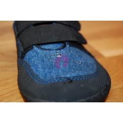Sole Runner PUCK Blue/Black voděodpudivý materiál