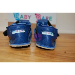 Baby Bare Shoes Submarine Top Stitch zezadu