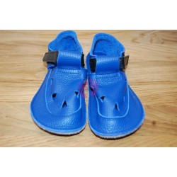 Baby Bare Shoes Submarine Top Stitch