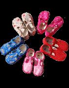 Barefoot dětské přezůvky do školky i na doma - bačkory, bačkůrky